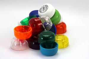Otvíráky (otvírače) na petky (PET lahve) - různé barvy a reklama