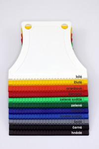Škrabky na auto - různé barvy
