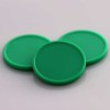 plastová kolečka zelené