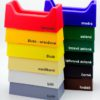 Stojánky na podpivníky - různé barvy