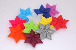 Výroba plastových výlisků - plovoucí dekorační lampičky