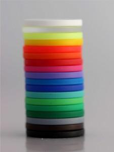 Žetony - barevné