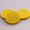 plastová kolečka žluté