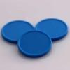 plastová kolečka modré světlá