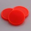 plastová kolečka oranžová svítivá