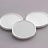 plastové kolečko bílé