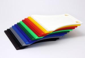 Škrabky na led - různé barvy