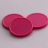 plastová kolečka růžové